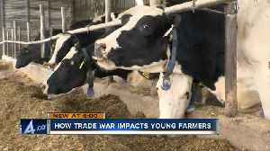 Farming for the Future. Trade talks impacting local farmers [Video]