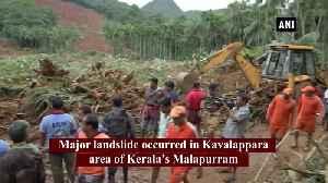 Incessant rainfall leads to landslides in Kerala Malappuram [Video]