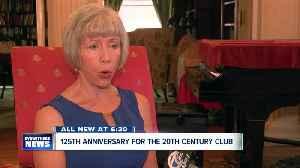 News video: The Twentieth Century Club celebrates 125th Anniversary