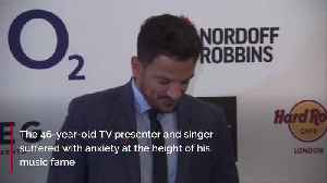 Peter Andre suffered 20 panic attacks a day [Video]