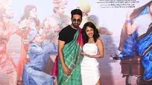Dream Girl Trailer Launch | 'Ayushmann was the diva on set': Nushrat Bharucha [Video]