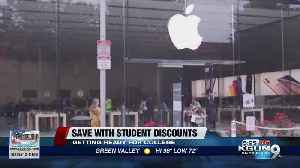 Consumer Reports: Save with student discounts [Video]