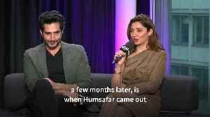 Mahira Khan Reflects Back On Her Amazing Career [Video]