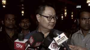 News video: 'Govt nod must for bilateral matches with Pakistan': Sports Minister Rijiju
