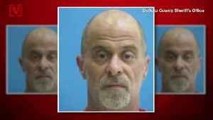 FL Man Arrested During Traffic Stop for Possessing Multiple Guns, 'Live' Grenade [Video]