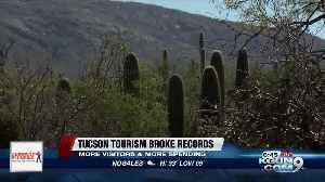 Record tourism in Tucson and in the state [Video]