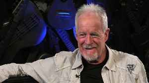Musicians Hall of Fame Backstage: James Pankow Part 1 [Video]