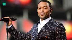 John Legend Pleads For Gun Control [Video]