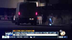 3 people found dead in trunk of car in Bay Terraces [Video]