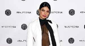 Priyanka Chopra Confronted by Beautycon Audience Member Over India Pakistan Views | THR News [Video]