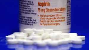 Aspirin May Increase Death In Breast Cancer Patients [Video]