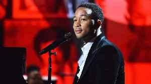 John Legend Visits Dayton Following Mass Shooting | Billboard News [Video]