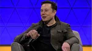 Elon Musk Calls Gas Cars A 'Passing Fad' [Video]