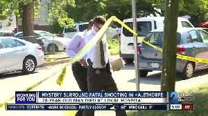 Man fatally shot in the head during home invasion in Halethorpe [Video]