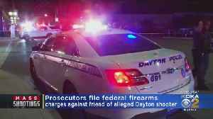 New Charges Against Friend Of Dayton Shooter [Video]