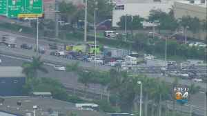 One Person Dead In Accident On SB Palmetto Expressway [Video]