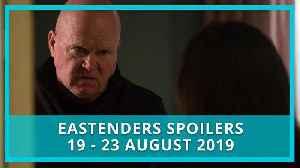 EastEnders spoilers: 19 - 23 August 2019 [Video]