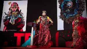 My life as a work of art | Daniel Lismore [Video]