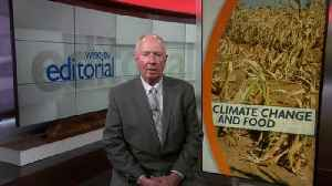 Editorial: Climate Change and Food [Video]
