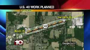 $5 million Clay County road project set to start next week [Video]