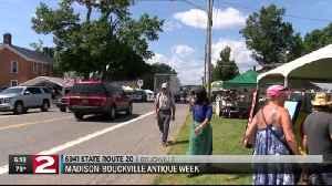 Madison-Bouckville Antique Week starts Monday [Video]