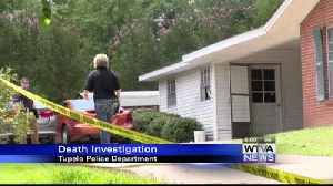 Tupelo Police Deparment discovers body at home. [Video]