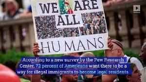 A Majority of Americans Want Undocumented Immigrants to Legally Stay in the USA [Video]