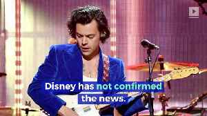 Harry Styles Reportedly Cast as Prince Eric in 'The Little Mermaid' [Video]