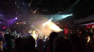 Matt Goss celebrates 10 years in Las Vegas [Video]