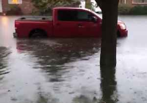 Homes Inundated as Flash Flooding Hits Illinois' Granite City [Video]