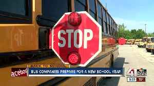Expect to see school buses back on the roads [Video]