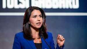 News video: Tulsi Gabbard Steps Away From Campaign To Report For Active Duty