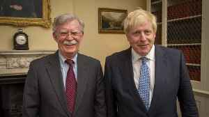Bolton Says The U.K. Is First In Line For Trade Deal With The U.S. [Video]