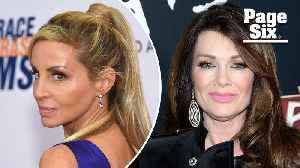 Lisa Vanderpump's bad breath and more 'Housewives' news [Video]