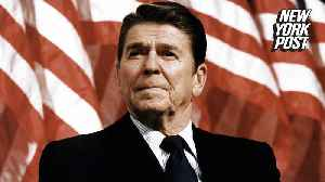 Ronald Reagan's racist phone call with Richard Nixon unearthed from 1971 [Video]