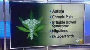 News video: Governor Signs Bill For Medical Marijuana Expansion