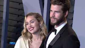 Liam Hemsworth Breaks His Silence Since Splitting With Miley Cyrus [Video]