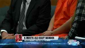 Mother, her boyfriend set to be sentenced for 2017 death of 9-month-old [Video]
