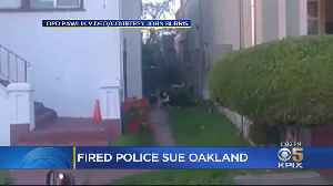 Oakland Officers Sue City After Firing Over Fatal Shooting Of Homeless Man [Video]
