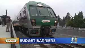 SMART Train Board Looks To Extend Sales Tax To Fund Transit System [Video]