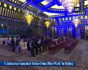 EAM S Jaishankar inaugurates 'India-China Film Week in Beijing [Video]