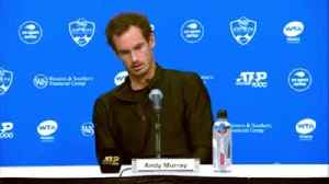 Murray: Disappointment is good sign [Video]