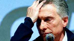 Argentina's Macri faces setback as Fernandez sees primary win [Video]