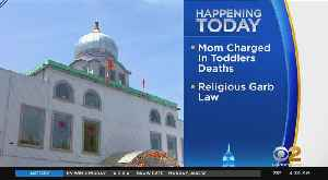 Community Leaders Celebrate New Religious Garb Law [Video]