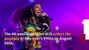 Missy Elliott to receive MTV Video Vanguard Award at VMAs [Video]