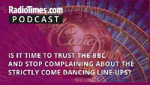 Is it time to trust the BBC and stop complaining about the Strictly Come Dancing line-ups? [Video]