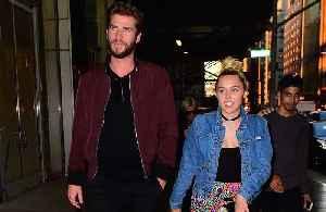 News video: Liam Hemsworth confirms Miley Cyrus split