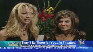 Trending: Friends Coming To Theaters [Video]