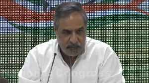 News video: 'Rahul Gandhi doesn't require any hospitality': Cong on Guv Malik's offer