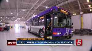 Metro Nashville high school students can ride WeGo buses for free [Video]